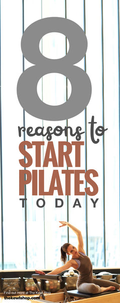 8 Reasons to Start Pilates Today, Pinterest