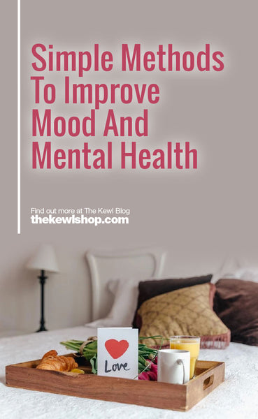 Self-Care: Try These Simple Methods To Improve Your Mood And Mental Health, Pinterest