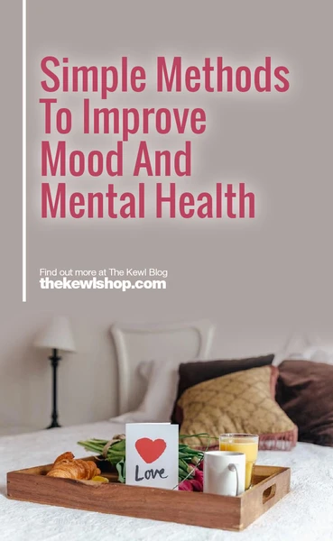 banner - Improve mood and mental health