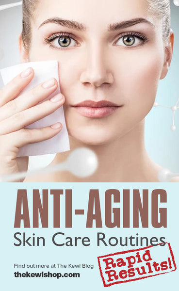 This Rejuvenating Anti-Aging Skin Care Routine Provides Rapid Results, Pinterest