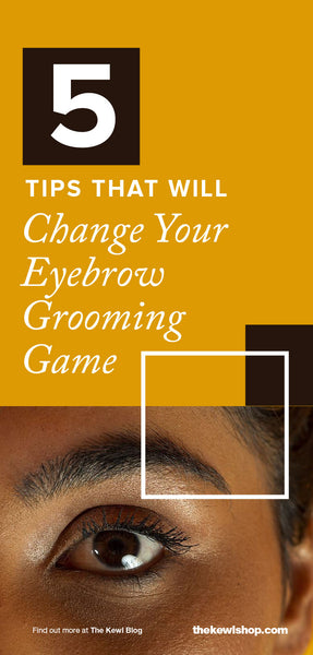5 Tips That Will Change Your Eyebrow Grooming Game, Pinterest