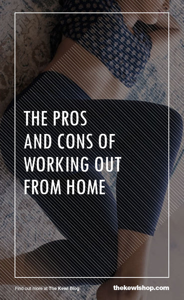 The Pros And Cons Of Working Out From Home, Pinterest