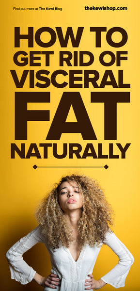 How To Get Rid Of Visceral Fat Naturally, Pinterest