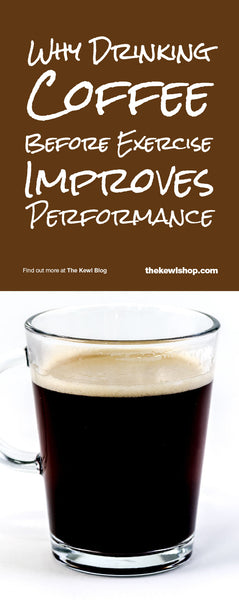 Why Drinking Coffee Before Exercise Improves Performance, Pinterest