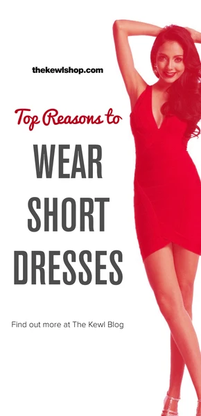 Banner - How to wear short dresses