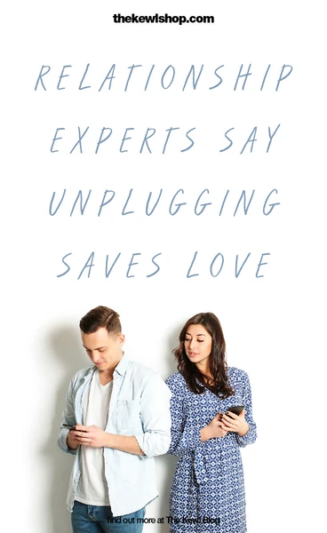 Banner - unplugging saves love