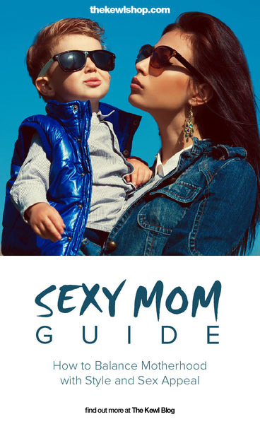 Pinterest, infographic, Sexy Mom Guide: How to Balance Motherhood with Style and Sex Appeal