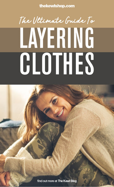 Pinterest, infographic, The Ultimate Guide To Layering Clothes