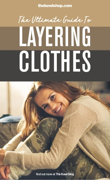Banner - guide to layering clothes