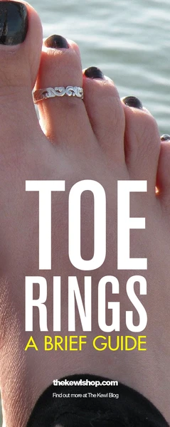 Banner - guide to wearing toe rings