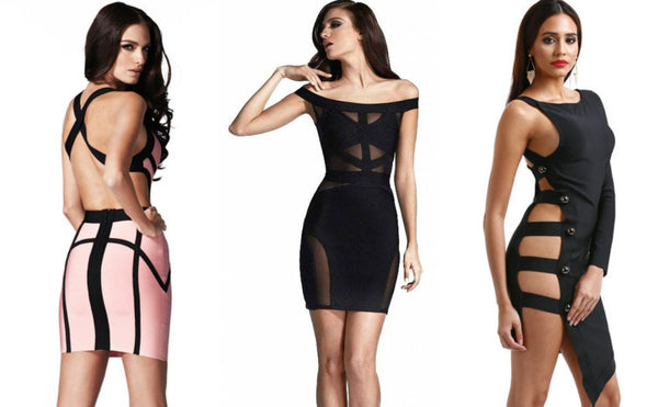 bandage dress styles