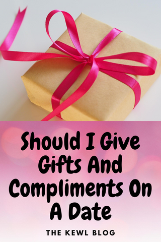 Pinterest Banner - Gifts and compliments on a date