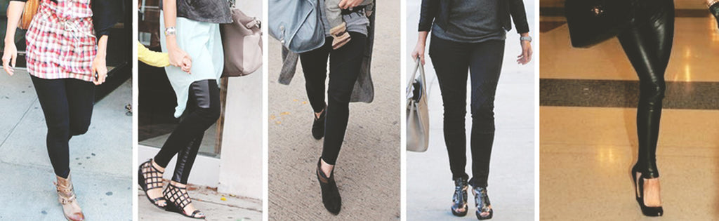 The Do's And Don'ts Of Wearing Leggings