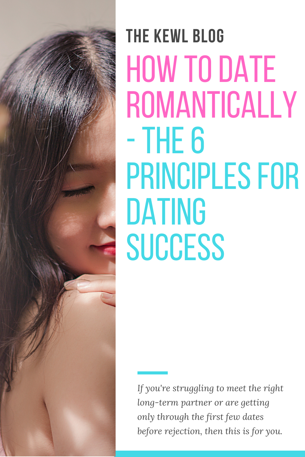 Pinterest Banner - Principles of dating