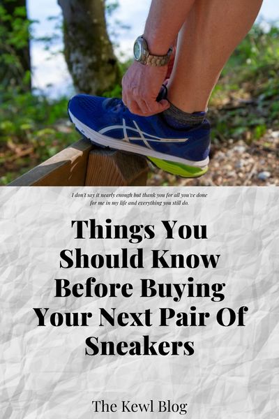 Pinterest Banners - How to buy sneakers