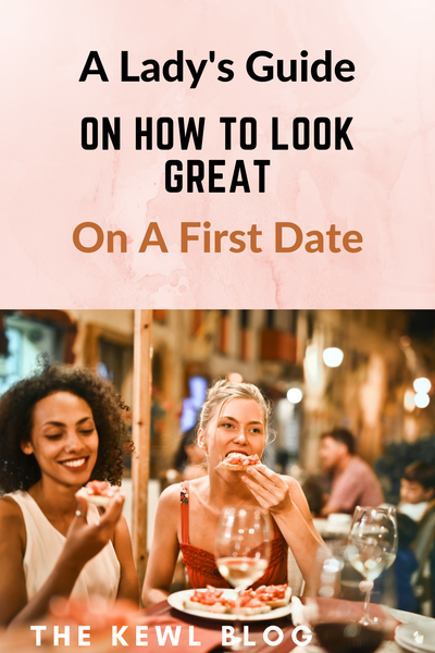 Pinterest Banners - How To Look Great On A First Date