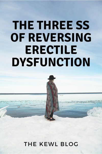 Pinterest Banners - The Three Ss Of Reversing Erectile Dysfunction