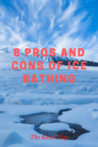 Pinterest Banners - 8 Pros And Cons Of Ice Bathing