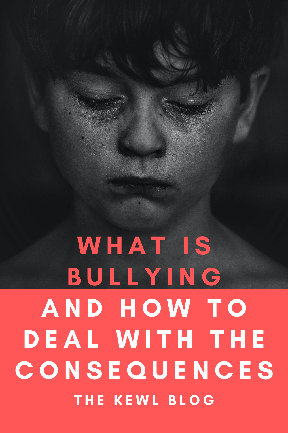 Pinterest Banner - What Is Bullying