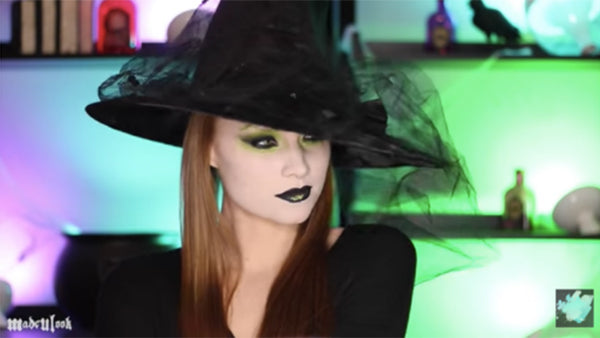 Witch In Black