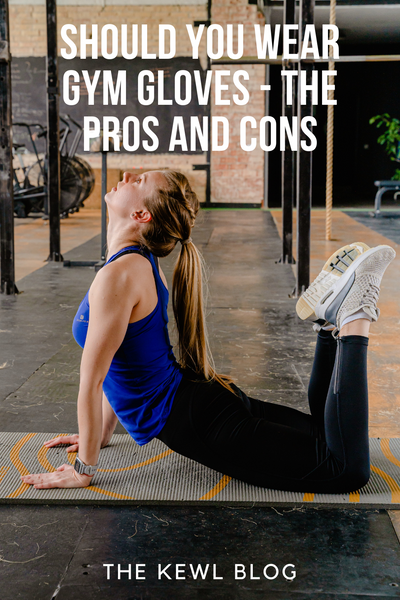 Pinterest Banners - Should You Wear Gym Gloves