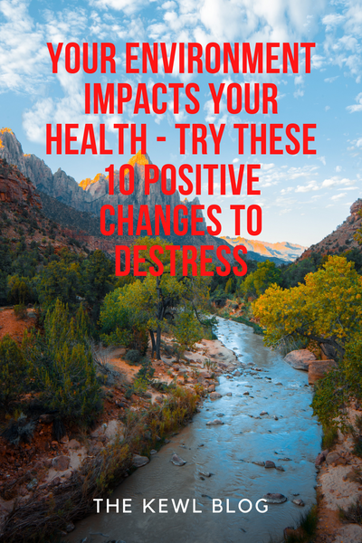 Pinterest Banners - Try These 10 Positive Changes To Destress