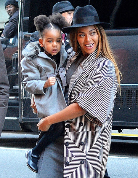 beyonce as a mother