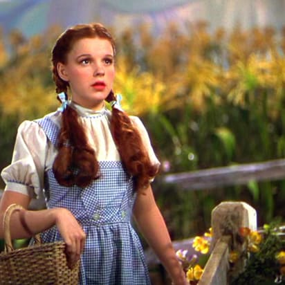 Judy Garland Dorothy Dress from Wizard of Oz