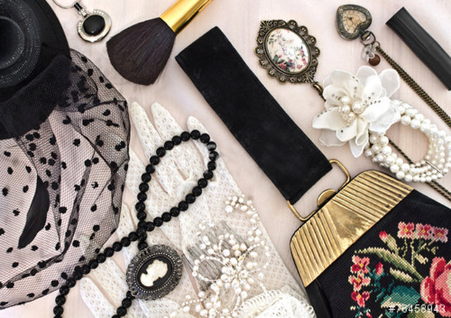 accessories for little black