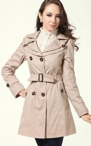 hollywood trench coat