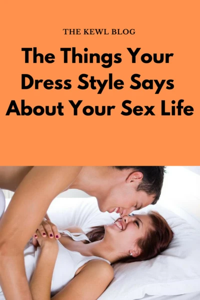 Banner - what your dress style says about sex life
