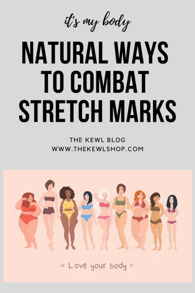 Pinterest banner - How to deal with stretch marks