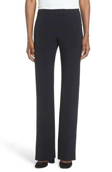 tailored pants on model