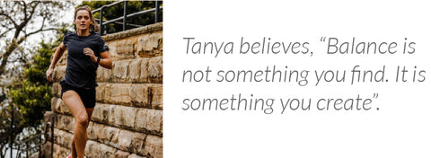 Tanya is a fitness instructor based in Australia,