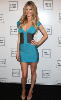 marisa miller bandage dress