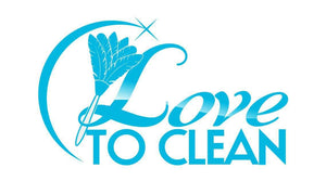 Love to Clean Logo