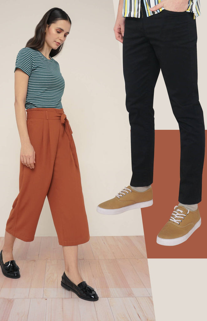Pants Styles to Wear for Days When You Don't Feel Like Wearing Denim