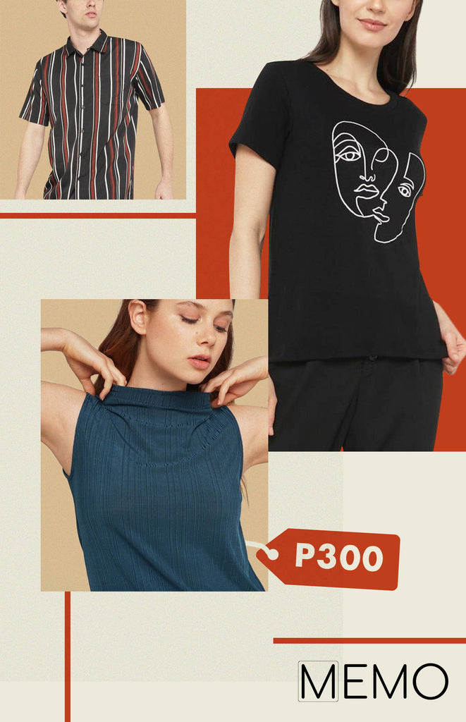 You Heard it Right: These Workwear Pieces are on Sale for Only P300