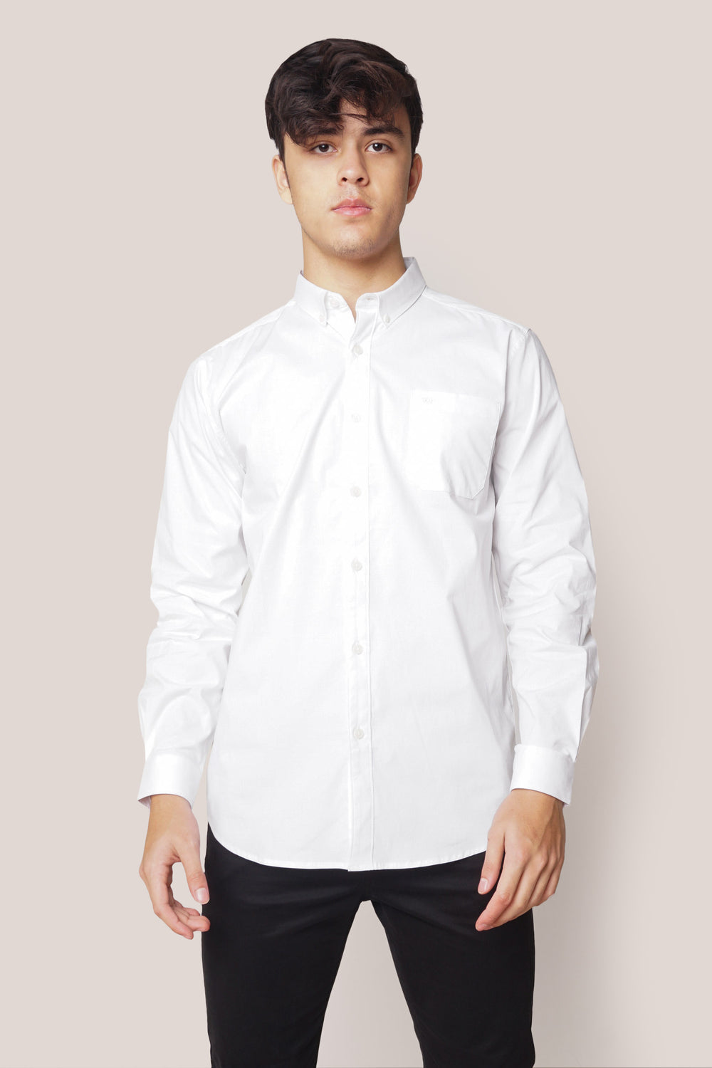 Basic Long Sleeves Shirt