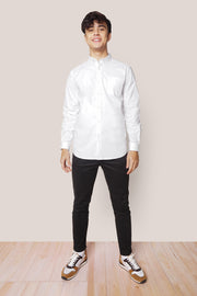 Ultimate Basics Long Sleeves Shirt