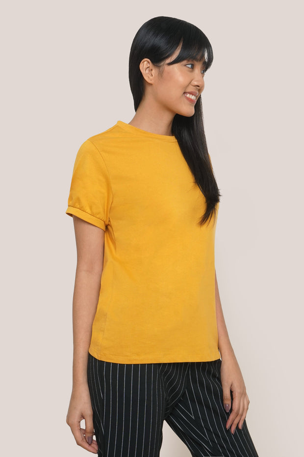 Ultimate Basics Our Fave Puff Tee