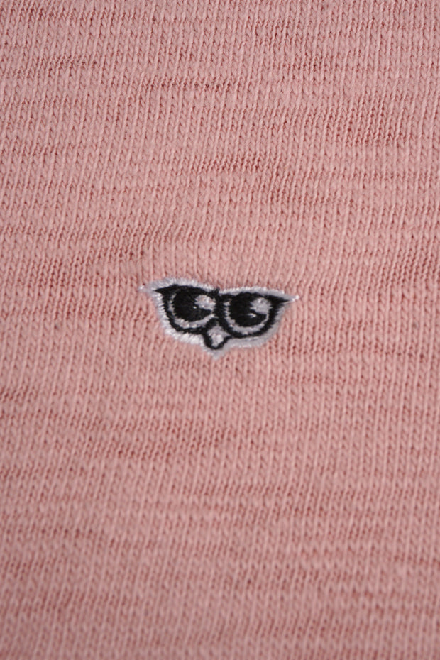 Ultimate Basics Tee With Owl Logo