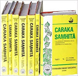 Caraka Samhita (7 vol.)set