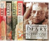 A Transcedental Diary: Volume 2-5 (Set of4 books)-Paperback