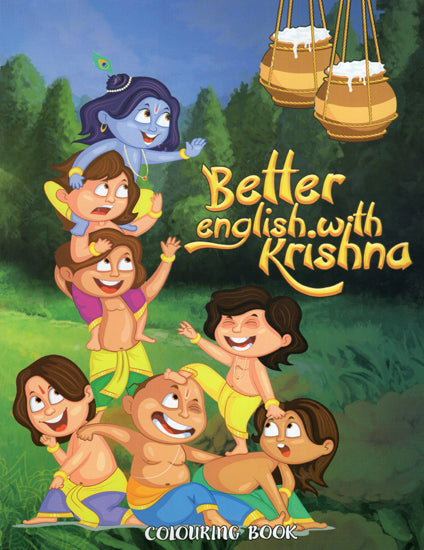 Better English With Krishna