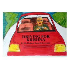 DRIVING FOR KRISHNA
