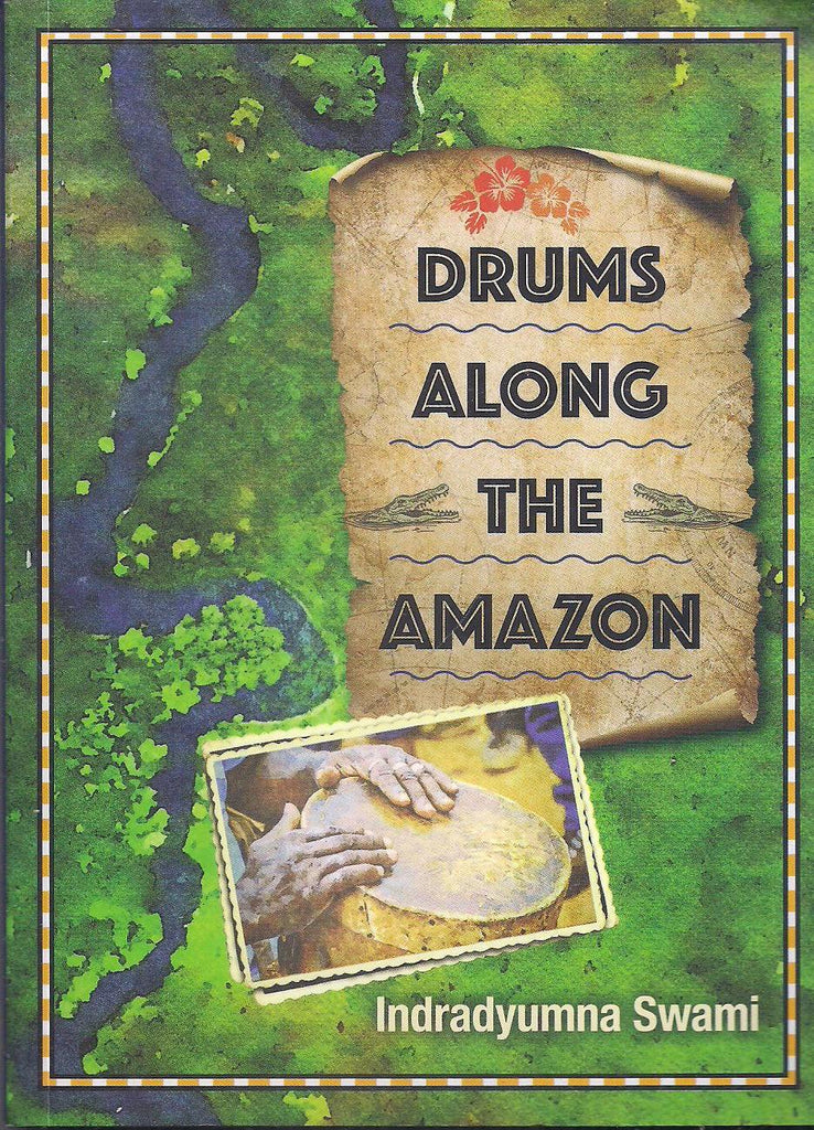 Drums Along the Amazon