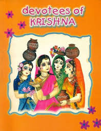 Devotees of Krishna