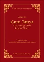ESSAYS ON GURU TATTVA