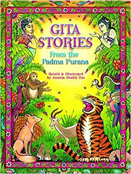 Gita Stories Coloured